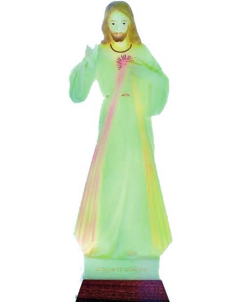 Statue du le Christ Miséricordieux