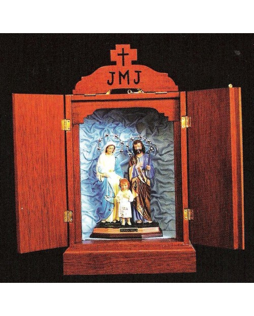 Prayer Chapel in Wood