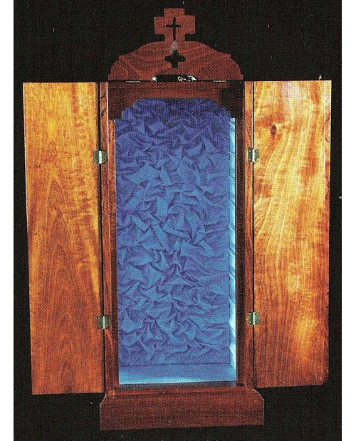 Oratoire en bois
