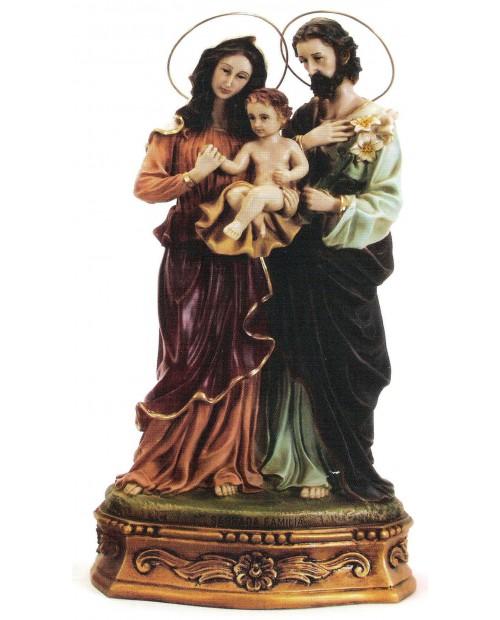 Imagem da Sagrada Familia