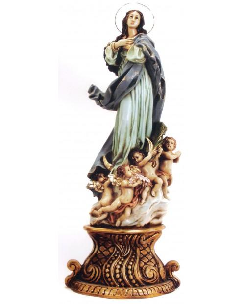 Estatua de Nuestra Señora de la Concepción
