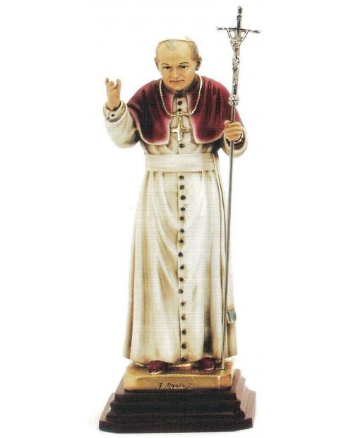Imagem do Santo João Paulo II