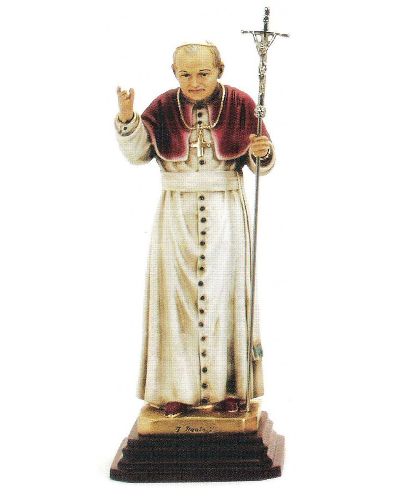 Statue du Bienheureux Jean-Paul II