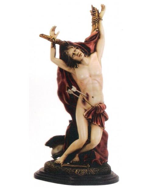Statue de San Sebastian