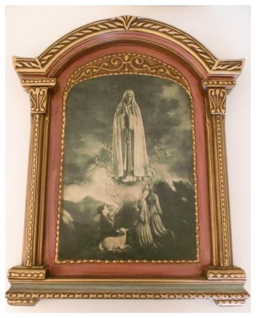 Quadro de Nossa Senhora de Fátima