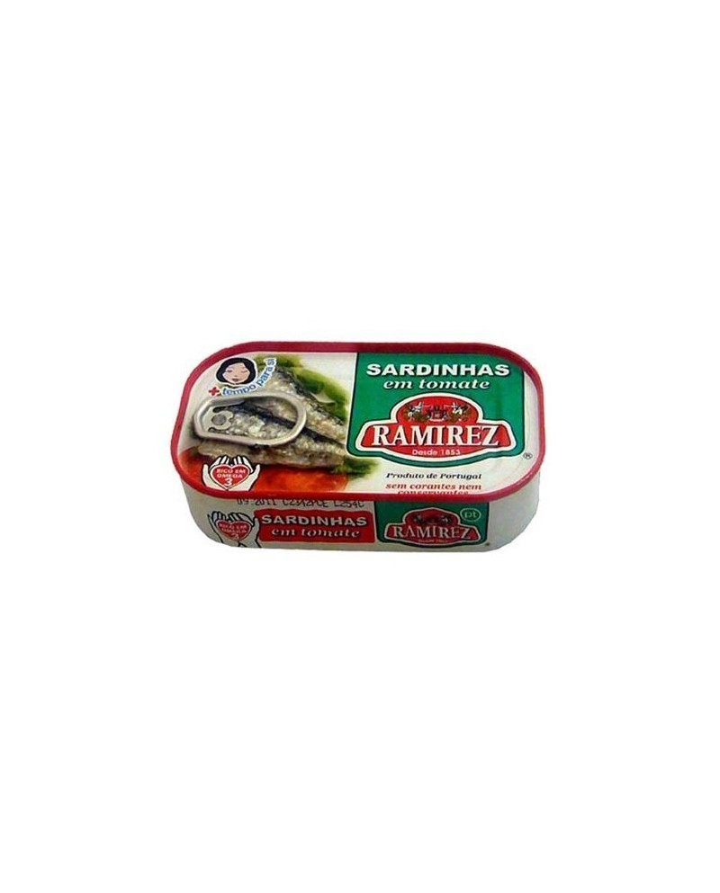 """Sardine in salsa di pomodoro """"Ramirez"""""""