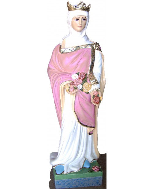 Statue of Queen Saint Isabel