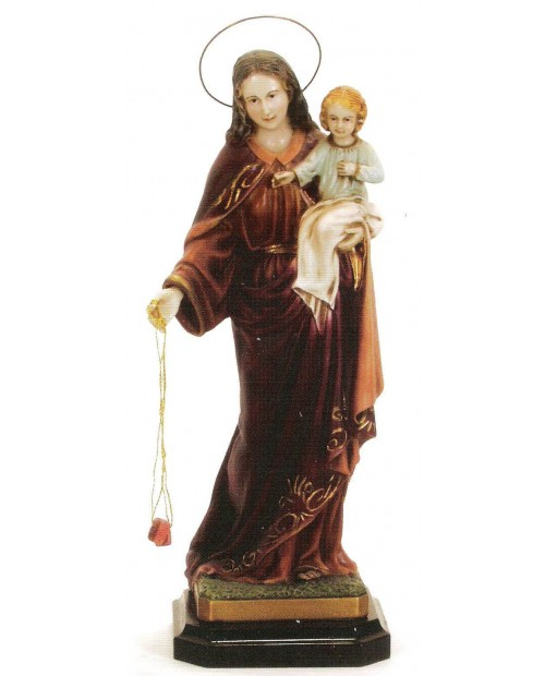 Statue of Our Lady of Carmel