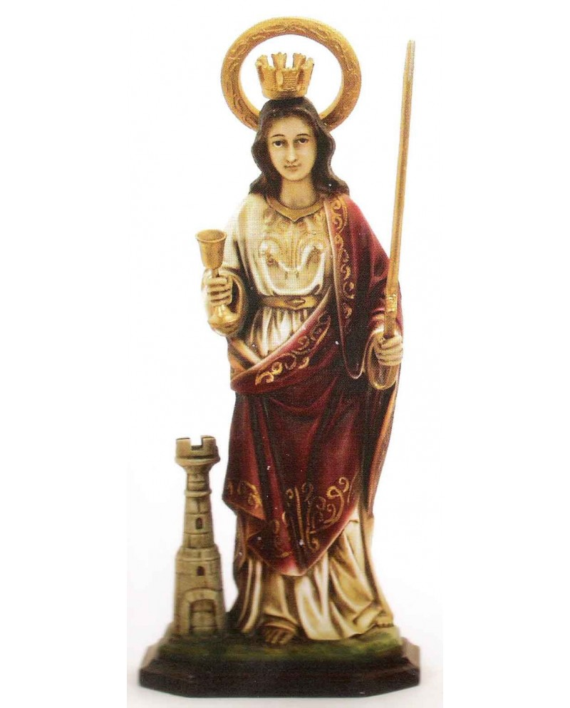 Statue of St. Barbara