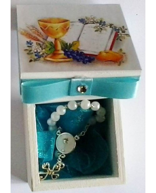 Decorative Box of First Communion