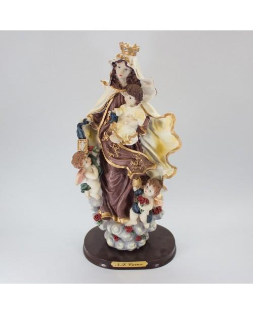 Statua della Signora del Carmelo