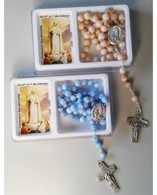 Terzi del Centenario delle Apparizioni di Fatima