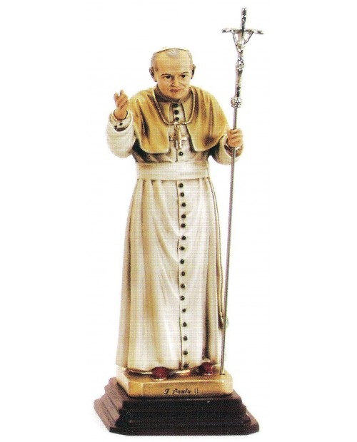 Statue of the Saint John Paul II