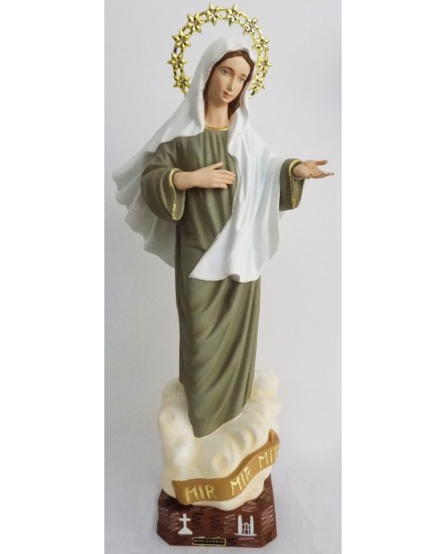 Statua della Madonna della Medjugorge