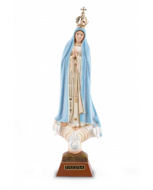 Estatua de Nuestra Señora de Fátima - meteo