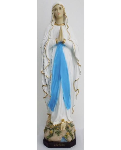 Estatua de Nuestra Señora de Lourdes