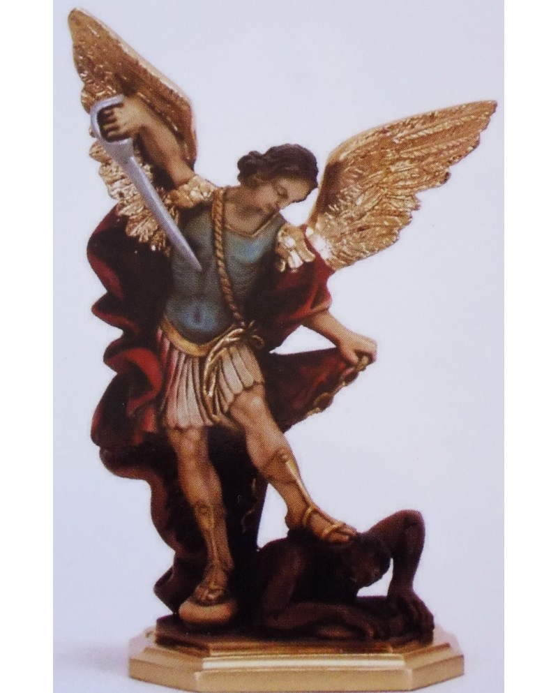 Statue of Angel St. Michael the Archangel