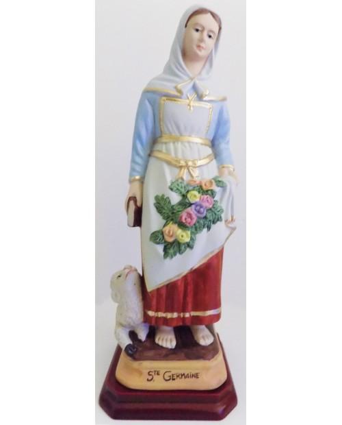 Estatua de Santa Germain