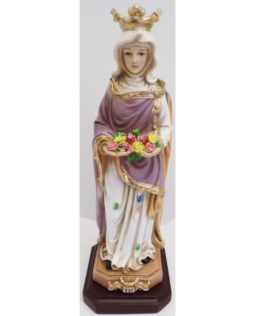 Statue de Sainte Isabelle