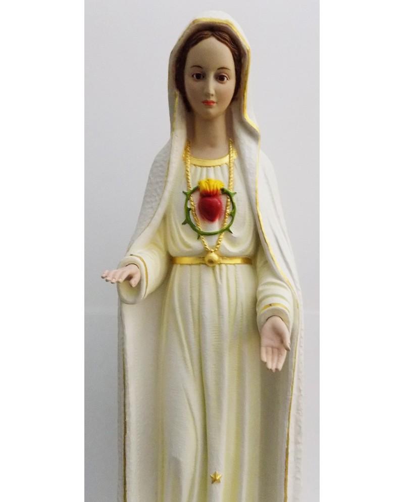 Statue du Sacré-Cœur de Marie
