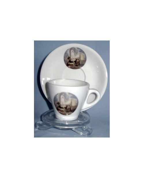 Set tazza e piattino