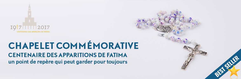 Chapelet Commémorative du Centenaire des Apparitions de Fatima